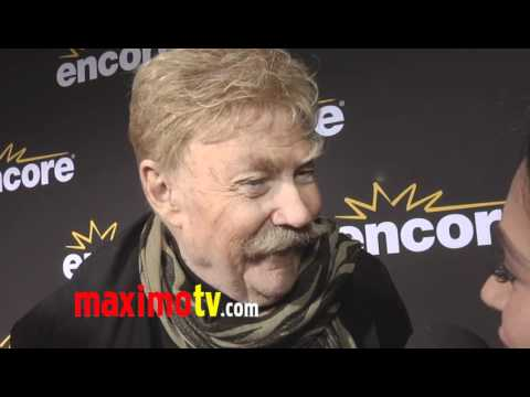 "Rip Taylor INTERVIEW ""Method to the Madness of Jerry Lewis"" Premiere"