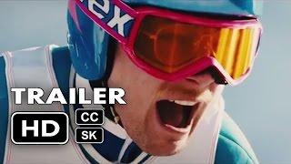 Gambar cover Eddie the Eagle Trailer #1 - Taron Egerton, Hugh Jackman - Slovenské titulky