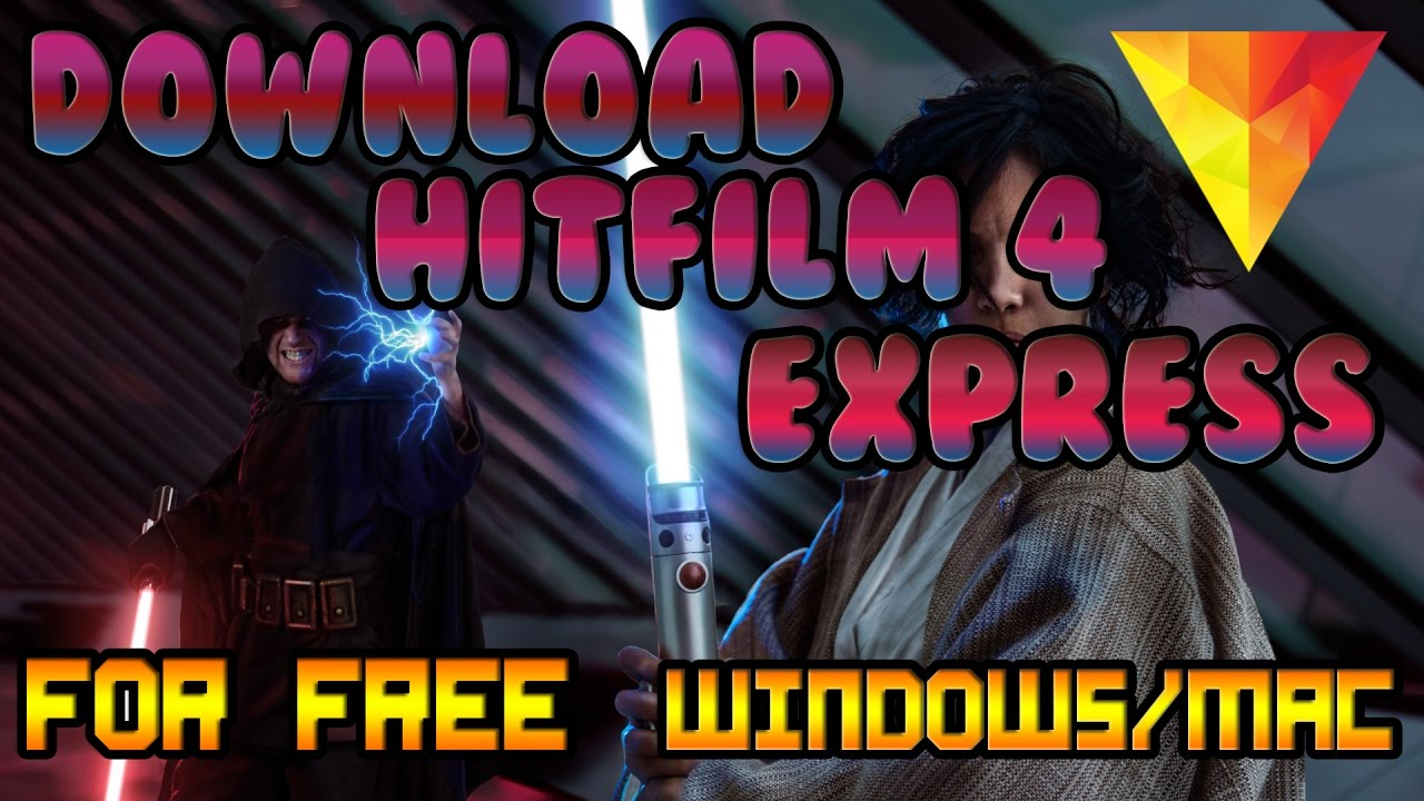 download hitfilm express for pc