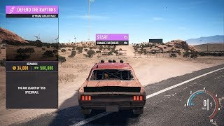 Need for Speed Payback Defend The Raptors (Offroad Circuit Race) alpha v0.1