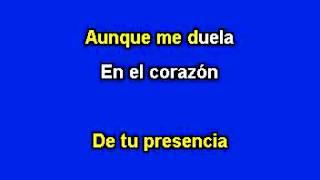 Karaoke Rafiki Renunciacion Javier Solis - YouTube