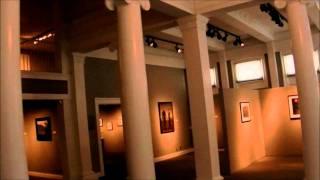 Carnegie Art Museum in Downtown Oxnard, California