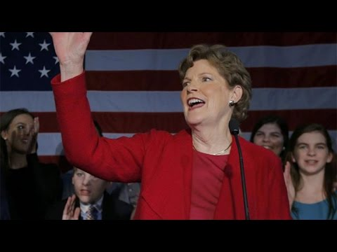 Shaheen defeats Brown to keep Senate seat