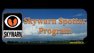 nws paducah ky spotter training program