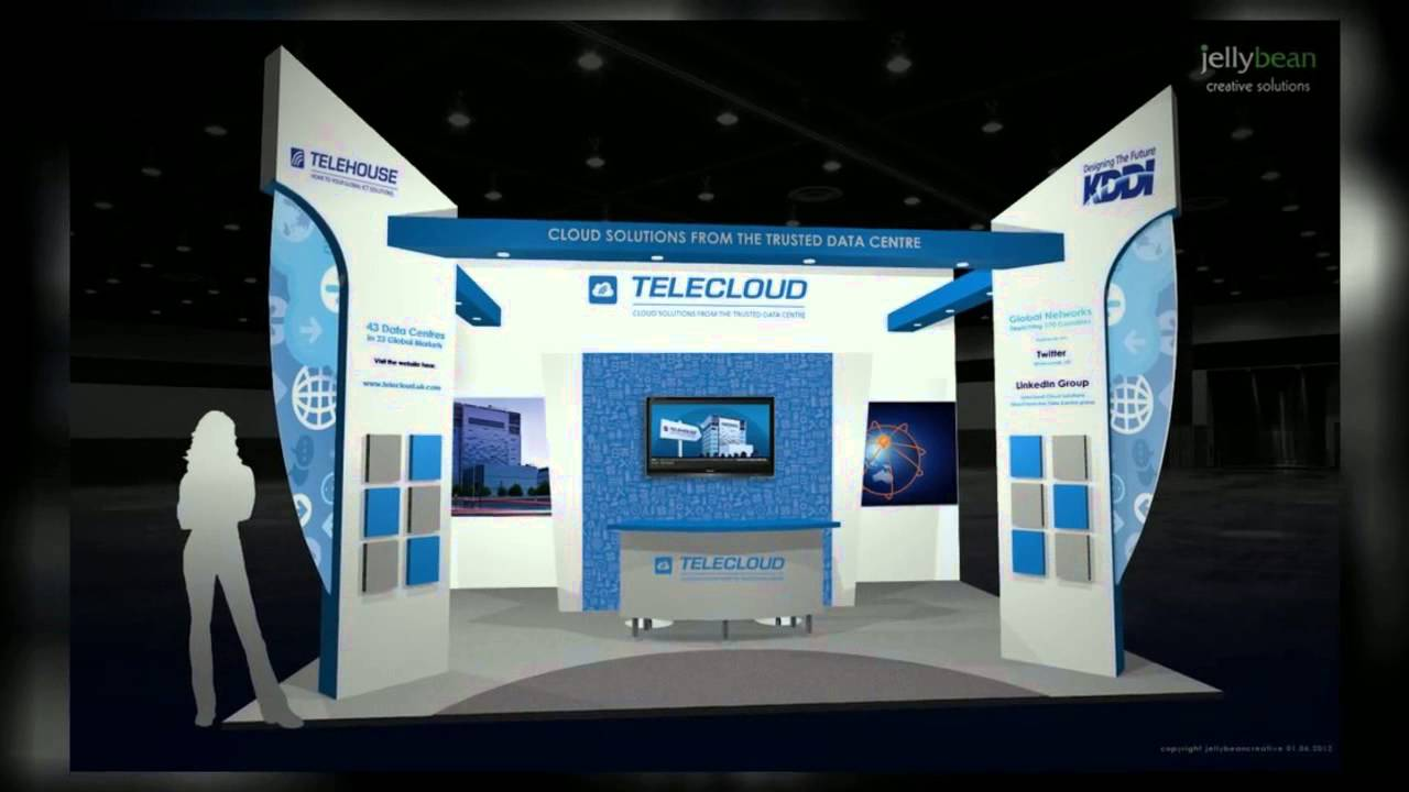 Exhibition Booth Design & Trade Show Contractors - YouTube