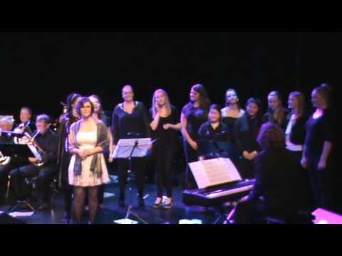 Dyveke 16  Phantom of the Opera 2012 Lisleby Ungdomskor