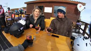 Bulgaria Skiing - Bulgaria Borovets 2019 skiing and snowboarding - GoPro HD