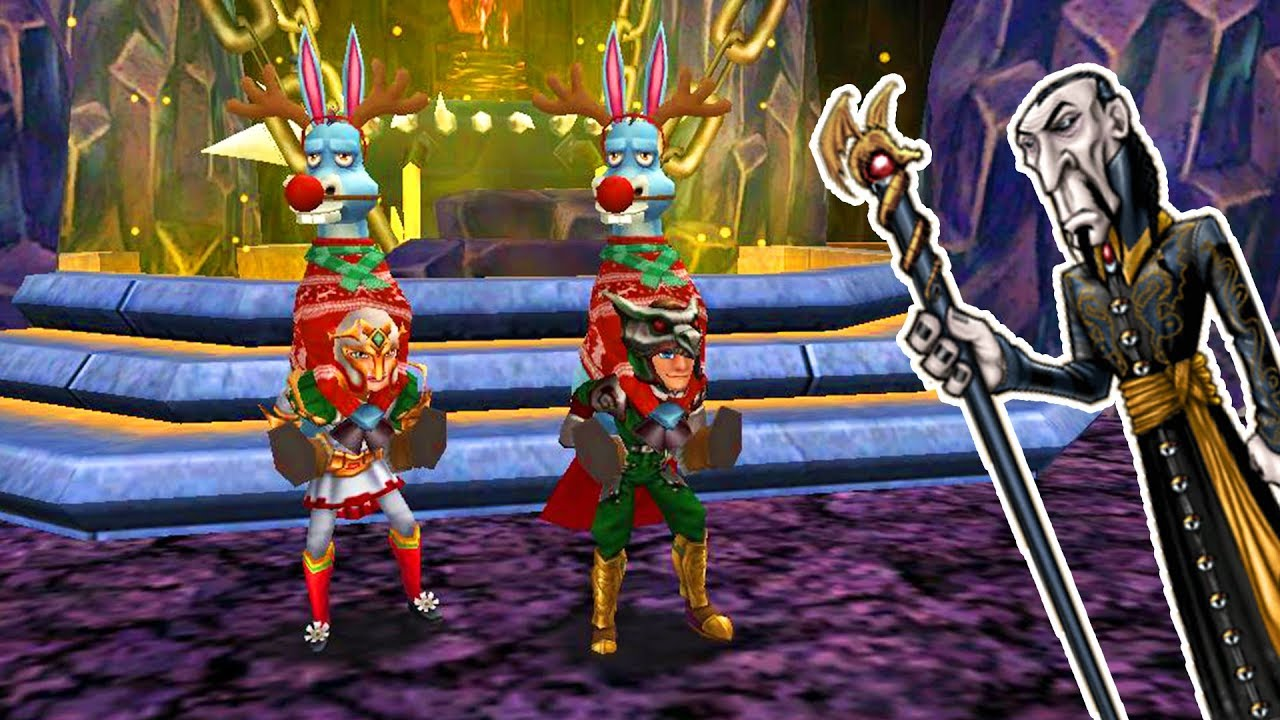 CHRISTMAS WITH MALISTAIRE - Wizard101 Death Walkthrough Ep
