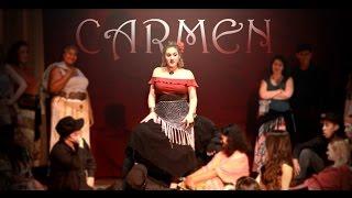 "Clips from ""Carmen"" 2016"