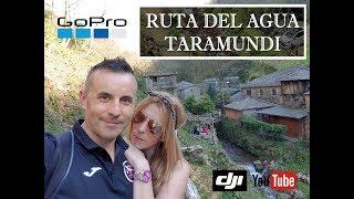 RUTA DEL AGUA DESDE TARAMUNDI MADA DJ BTT AVIENTO 2019