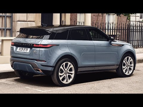 2019 range rover evoque full review youtube. Black Bedroom Furniture Sets. Home Design Ideas