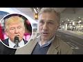 Christoph Waltz Has Harsh Words for President Trump   Splash News TV