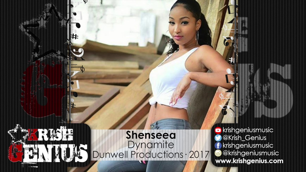 Download Shenseea - Dynamite [Caliente Riddim] February 2017
