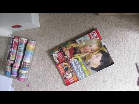 Magazine Scrapbook