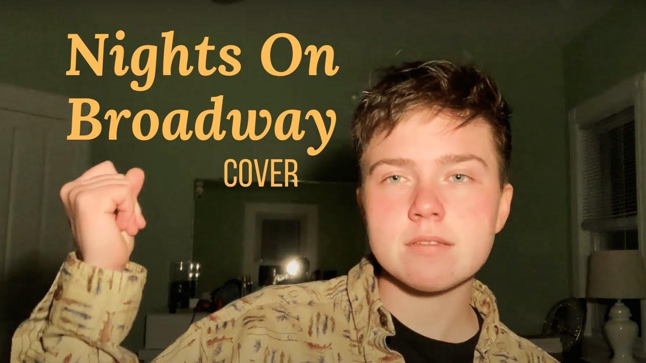 Mack Schaefer: Nights on Broadway Cover