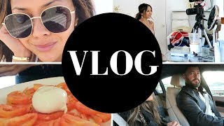 Vlog: Behind the Scenes, What I Do Every Morning, What I Do When Husband Leaves and More!!