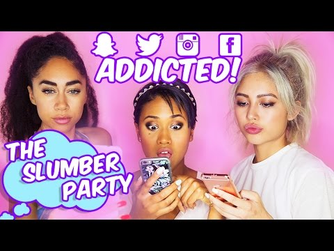 The Truth About Social Media | EP. 2 The Slumber Party