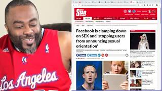 Facebook clamps down on Sex work and users announcing sexual orientation