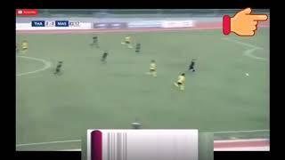 Highlights AFC U19 Championship (Malaysia 1-0 Thailand) Umar Hakeem