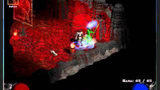 Diablo 2 LoD Hell Baal Run (98 PALADIN)