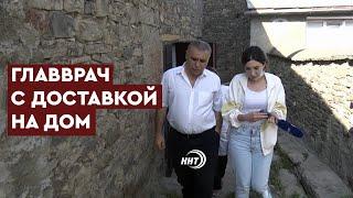 Из Москвы в горный Кумух: почему главврач Лакской ЦРБ предпочел работу в селе?