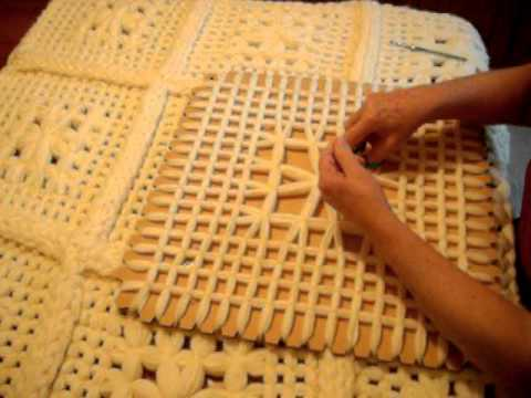 How To Make A Beautiful Daisy Pattern In The Large