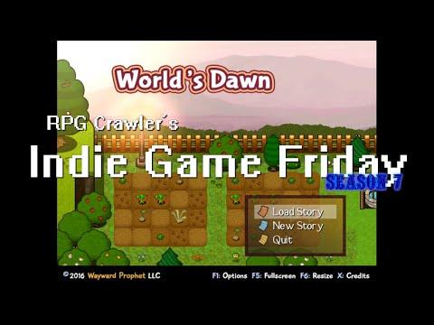 Indie Game Friday - World's Dawn |