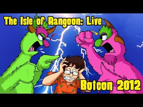 Isle of Rangoon Live: Botcon 2012!