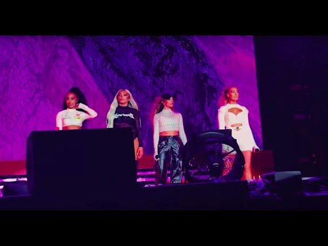 Little Mix No More Sad Songs Live - Fusion 2019