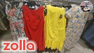 Магазин ZOLLA Летняя женская одежда по СКИДКАМ Лето 2021