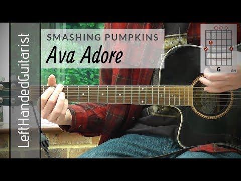 Smashing Pumpkins - Ava Adore | Acoustic Guitar Lesson