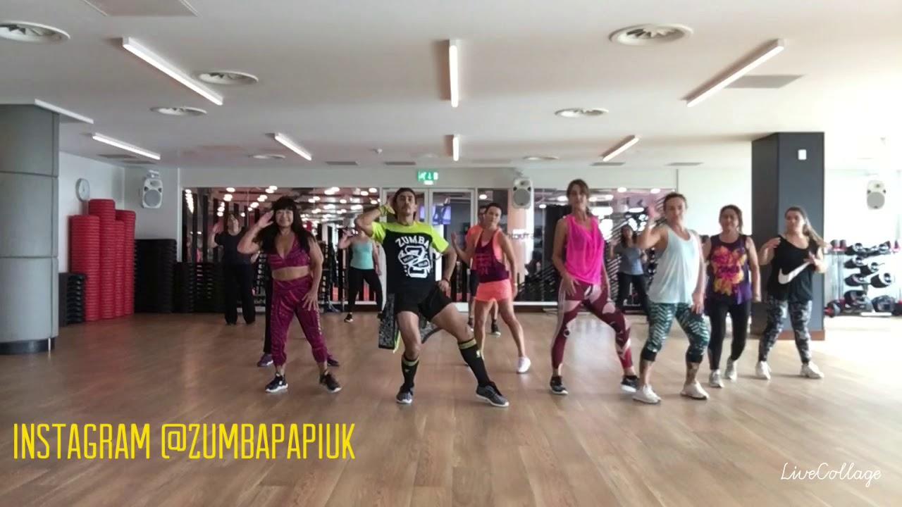 Baby K - Da Zero A Cento Zumba Fitness choreography by ...