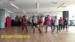 Baby K - Da Zero A Cento Zumba Fitness choreography by Zumba Papi Uk