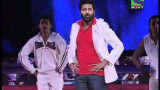 A special Judge   Prabhu Deva is welcomed   Jhalak Dikhhla Jaa   Episode 25