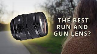 Sigma 24-70mm EF Art Lens Revi…