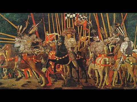 """""""Les Batailles de San Romano"""" de Paolo Uccello"""