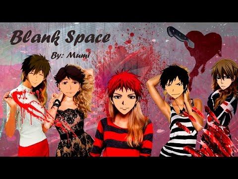 Blank Space (Parodia con muchas ships :v)