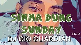 Gambar cover SIMMA DUNG SUNDAY - DJ GIO GUARDIAN - 7-14-19