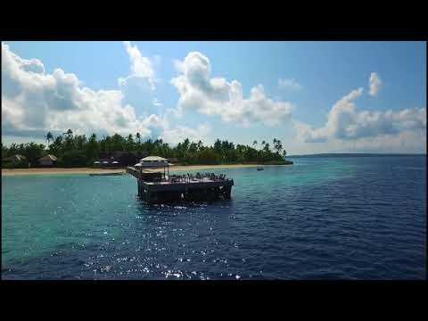 Lamanggau & Wakatobi Dive Resort, pulau Tolandona, Tomia, Wakatobi, southeast Sulawesi, Indonesia