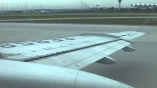 THE SIGHT & THE SOUND 1/2 : Ural Air TU-154M RA-85833 inflight documentary from MUC to Kaliningrad