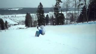 Финал Кубка России по халф-пайпу (девушки)