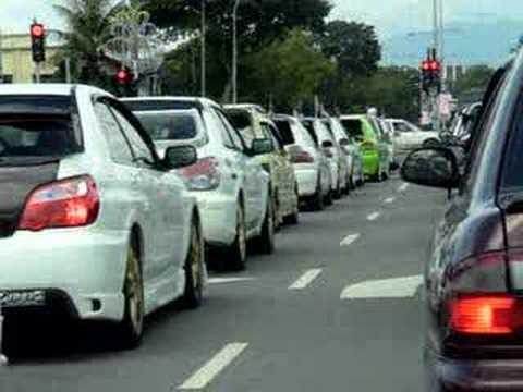 Rx8 Club Malaysia >> Merdeka Convoy rx8 club north borneo malaysia - YouTube