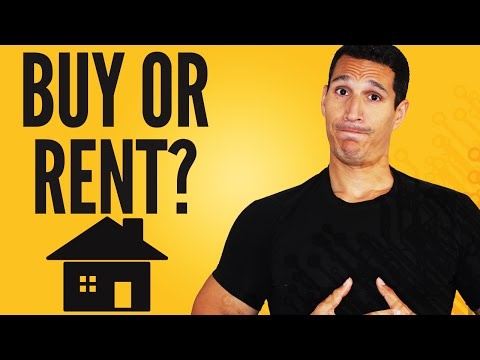 Should I Buy Or Rent A Property?