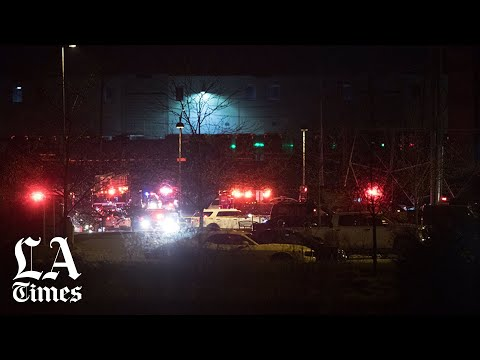 Multiple people shot, gunman dead at FedEx facility in Indianapolis