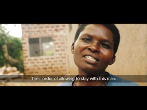 Tumushabe Claire's story: A Widow Loses Her Home