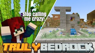 Robots and Run Ins! Truly Bedrock SMP | Season 1
