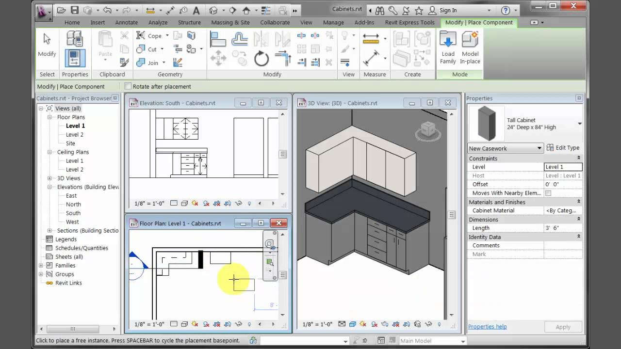 Download Revit Families Mycadd