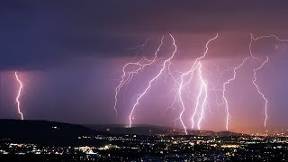 Gefährliche Blitzeinschläge aus aller Welt