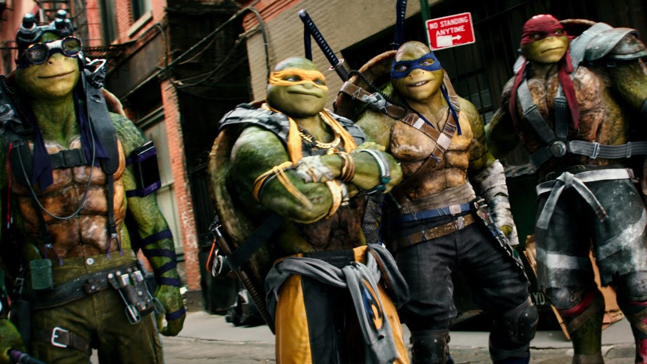Ninja Turtles: Out of the Shadows | Trailer #1 | UPInl