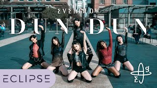 [KPOP IN PUBLIC] EVERGLOW (에버글로우) - DUN DUN Full Dance Cover [ECLIPSE]